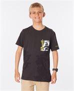 Surf Heads Tie Dye Tee Boy