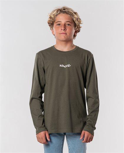 Blazed & Tubed Long Sleeve Tee Boy