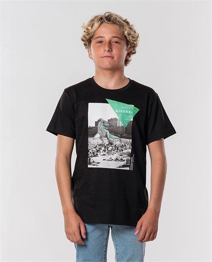 Gd / Bd Short Sleeve Tee Boy