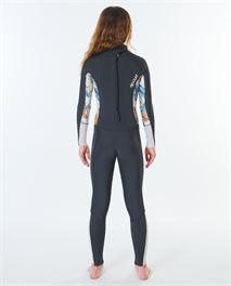 Junior Girl Dawn Patrol 3/2 Back Zip Wetsuit