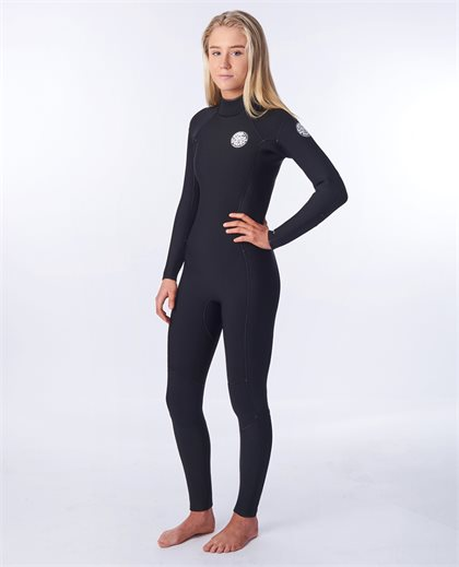 Women Dawn Patrol 5/3 Back Zip Wetsuit