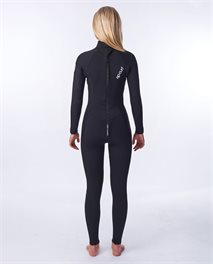 Women Dawn Patrol 4/3 Back Zip Wetsuit