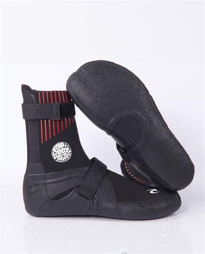 Flashbomb 5mm Round Toe Boots