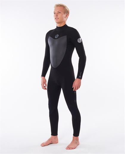 Flashbomb 4/3 Back Zip Wetsuit
