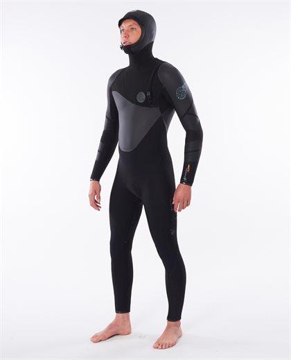 Flashbomb Heatseeker 5/4 Hooded Wetsuit