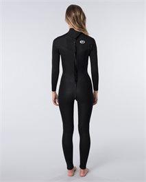 Women Freelite 4/3 Back Zip Wetsuit