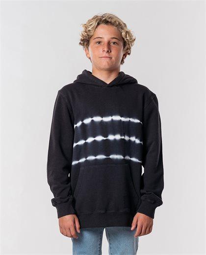 Grateful Dye Hood Fleece Boy