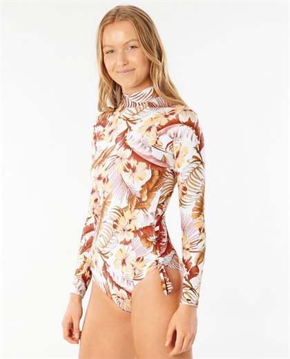 Leilani Good Long Sleeve Swimsuit