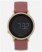 Daybreak Digital Gold Watch