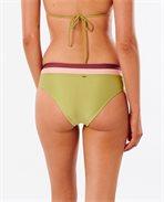 Tallows High Waist Cheeky Bikini Pant
