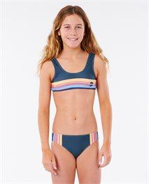 Bikini Golden State da ragazza
