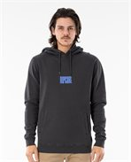 Mind Waves Hood Fleece