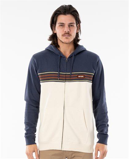 Surf Revival Zip Hood Fleece