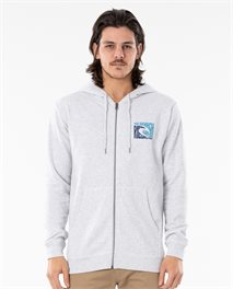 Icon Cut Out Zip Fleece