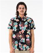 Chemise à manches courtes Beach Party