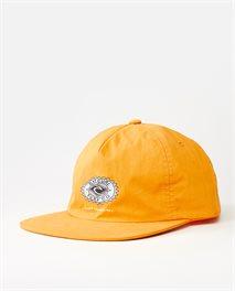 Fade Out Sun Snapback Cap