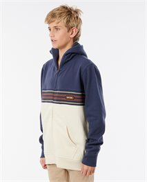 Surf Revival Zip Hood Fleece Boy