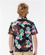 Tropical Short Sleece Shirt Boy
