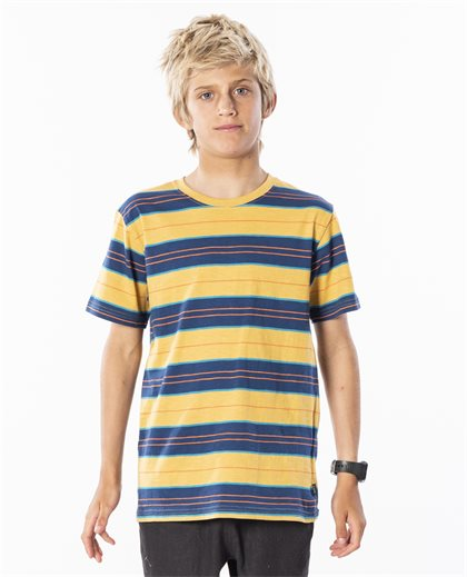 Baja Stripe Tee Boy