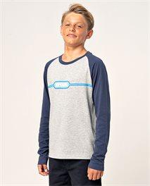 T-shirt enfant à manches longues Surf Revival