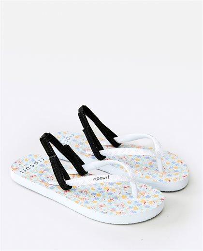 Golden Ditzy Girls Shoes