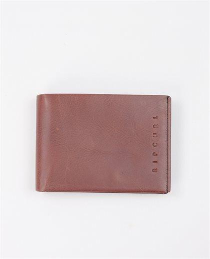 Vintage RFID Slim Wallet