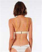 Salty Daze Banded Triangle Bikini Top
