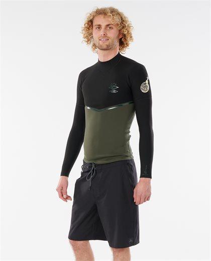 E Bomb 1.5mm Long Sleeve Surf Jacket