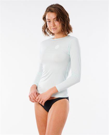 Whitewash Long Sleeve UV Tee