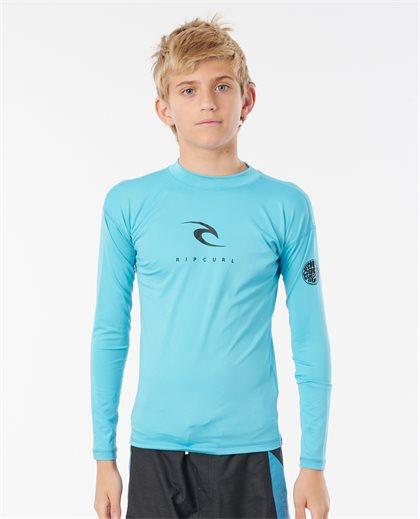 Boys Corp Long Sleeve UV Tee