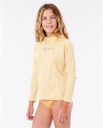 Camiseta de manga larga Golden Rays Girls