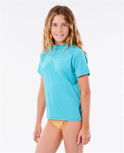 Girls Golden Rays Short Sleeve Tee