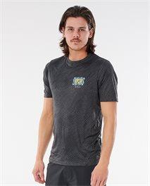 T-shirt anti UV manches courtes Mind Wave