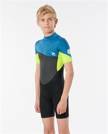 Junior Omega 1,5 Short Sleeve Springsuit