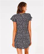Hacienda Spot Mini Dress