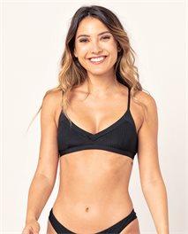 Top Modern Rib Recycled Bikini Bra