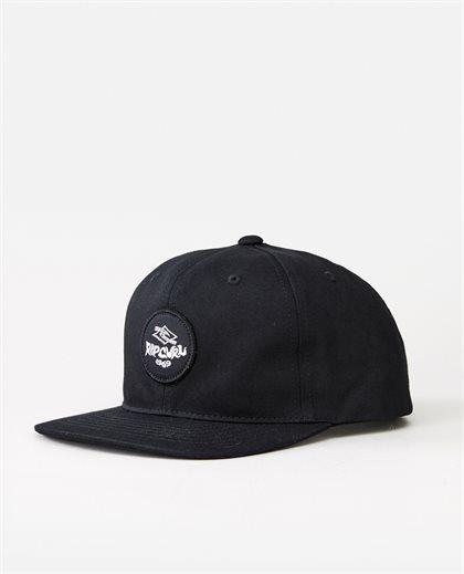 Diamond Check Snapback Cap Boy