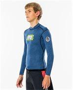 Junior Dawn Patrol Long Sleeve Revo Surf Jacket