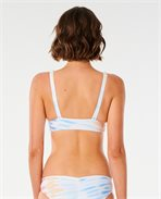 Wipeout V Halter Bikini Top