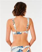 Sayulita Tie Front Bikini Top