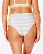 Salty Daze High Waisted Good Bikini Pant
