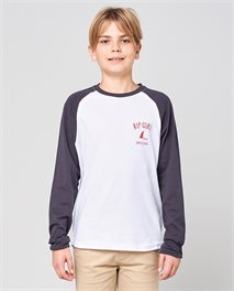 T-shirt enfant à manches longues Std Raglan