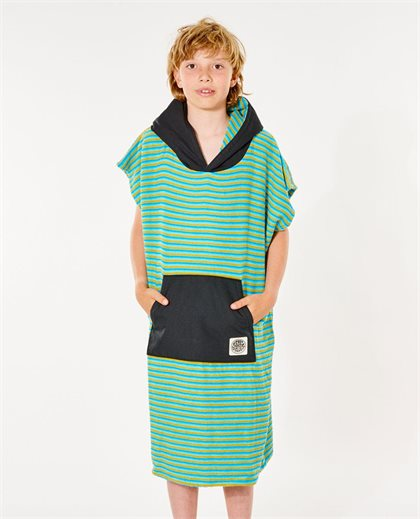 Surf Sock Hooded Towel Boy