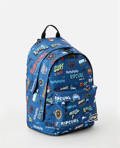 Double Dome 24L Back To School Backpack