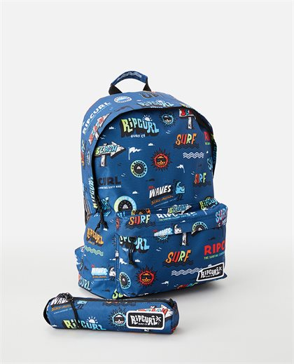 Dome Back To School 18L Backpack + Pencil Case