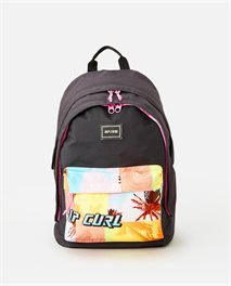 Double Dome 24L Backpack + Scrunchie