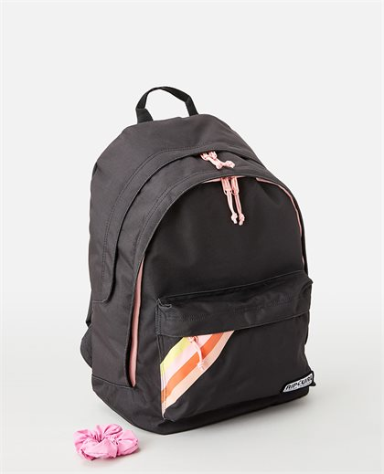 Surf Revival Double Dome Backpack 24L +  Scrunchie