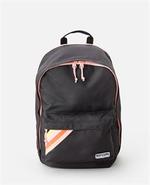 Dome Deluxe 18L Surf Revival Stripe Backpack