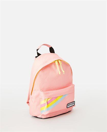 Mini Dome Surf Revival Stripe 6L Backpack