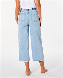 Jeans Sparrows Crop Wide Leg